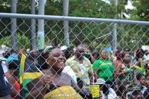 fans at BOTB 2014