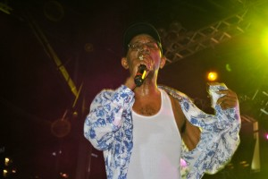 Beres Hammond at BOTB Concert