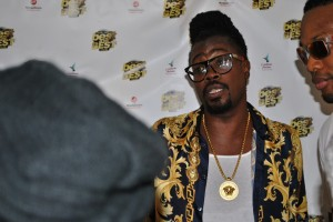 Beenie Man @ BOTB Press Boothe